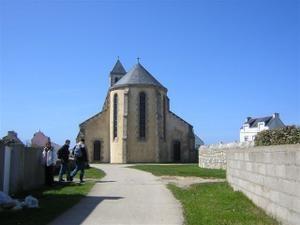 l'église de l'île