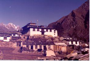 Monastère de Thyangboche