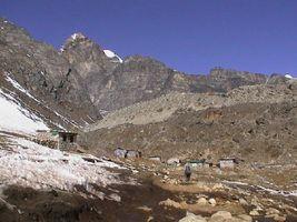 lodge à 4900 m