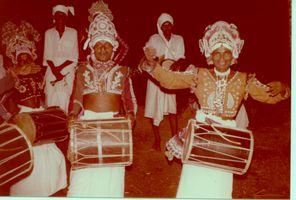 danseurs de Kandy