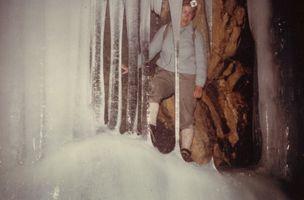 draperies de glace