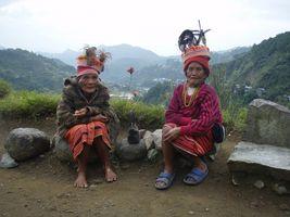 femmes ifuagos