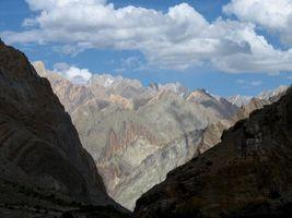 paysage du Zanskar