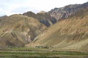 village au Zanskar
