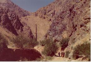 lavallée du minaret de Djam
