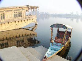 houseboat et shikara