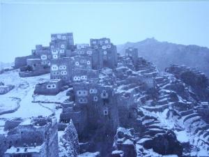 village forteresse