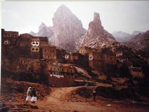 le village de Manaka
