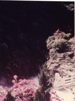 une pagode sur la colline