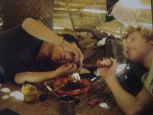 fumerie d'opium