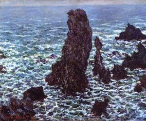 Port Coton par Monet