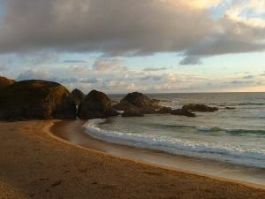 plage de Port Donnant