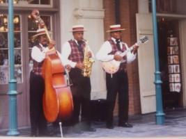 musiciens  de la  Nouvelle Orléans