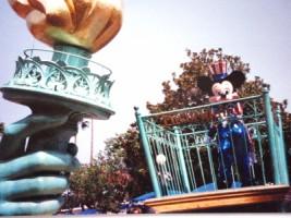 chez Mickey