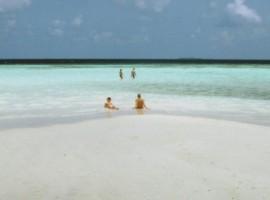 plage à Embudu