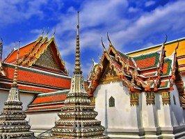 Thaïlande - Au royaume du Siam (1/8) Bangkok dans THAILANDE 1
