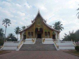 Splendeurs du Laos (17/36) le palais royal à Luang Prabang dans LAOS 093a