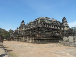 Splendeurs du Cambodge (29/36) le Baphuon dans CAMBODGE 147