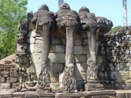 Splendeurs du Cambodge (30/36) Ta Prohm dans CAMBODGE 178