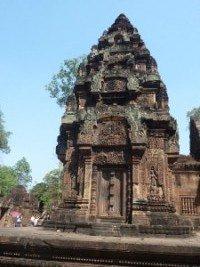Splendeurs du Cambodge (31/36) Banteay Srey et Banteay Samre dans CAMBODGE 445
