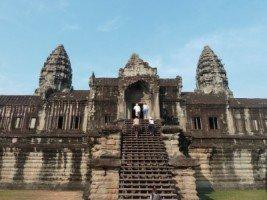 Splendeurs du Cambodge (34/36) Angkor Wat 3 dans CAMBODGE 753