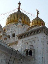 Images d'Inde et du Rajasthan - (1) le Guruwara Temple à Delhi dans INDE DIVERS delhi-25