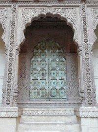 Images du Rajasthan (3) les portes dans INDE RAJASTHAN P1090453