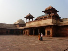 Images du Rajasthan ( 20 ) Fatehpur Sikri dans INDE RAJASTHAN fatepur-20-320x200
