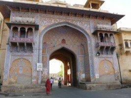 Images du Rajasthan (16 ) Jaipur la rose dans INDE RAJASTHAN jaipur-46