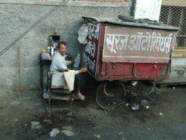 Images du Rajasthan (7) les échoppes dans INDE RAJASTHAN rue-13