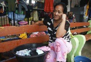 Le carnaval de Kalibo dans l'île de Panay aux Philippines (4/4) dans PHILIPPINES DIVERS g-14