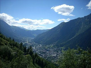 Chamonix et sa vallée (1/17) l'été dans FRANCE 2-26