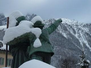 Chamonix et sa vallée (2/17) l'hiver dans FRANCE 8-18