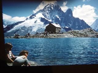 Chamonix et sa vallée (16/17) le lac blanc dans FRANCE f-104-copier