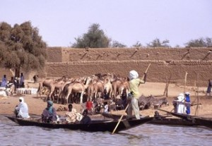 niger-la-caravane-de-sel-de-taoudeni-arrivee-au-port-de-bamba-300x207 dans MALI