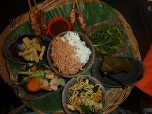 A Java et Bali (21/41) les repas dans INDONESIE 10-2-300x225