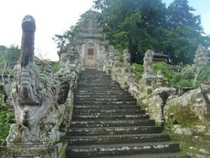 A Java et Bali (37/41) Temple Kehen et rues de Kuta dans INDONESIE 13-52-300x225