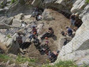 Les sites archéologiques de Menez Dregan et Pte du Souch (2/3) dans BRETAGNE van-032-300x225